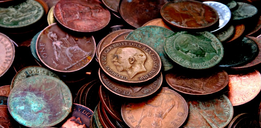 Sell Your Antique Coins - Point Jewellery Exchange