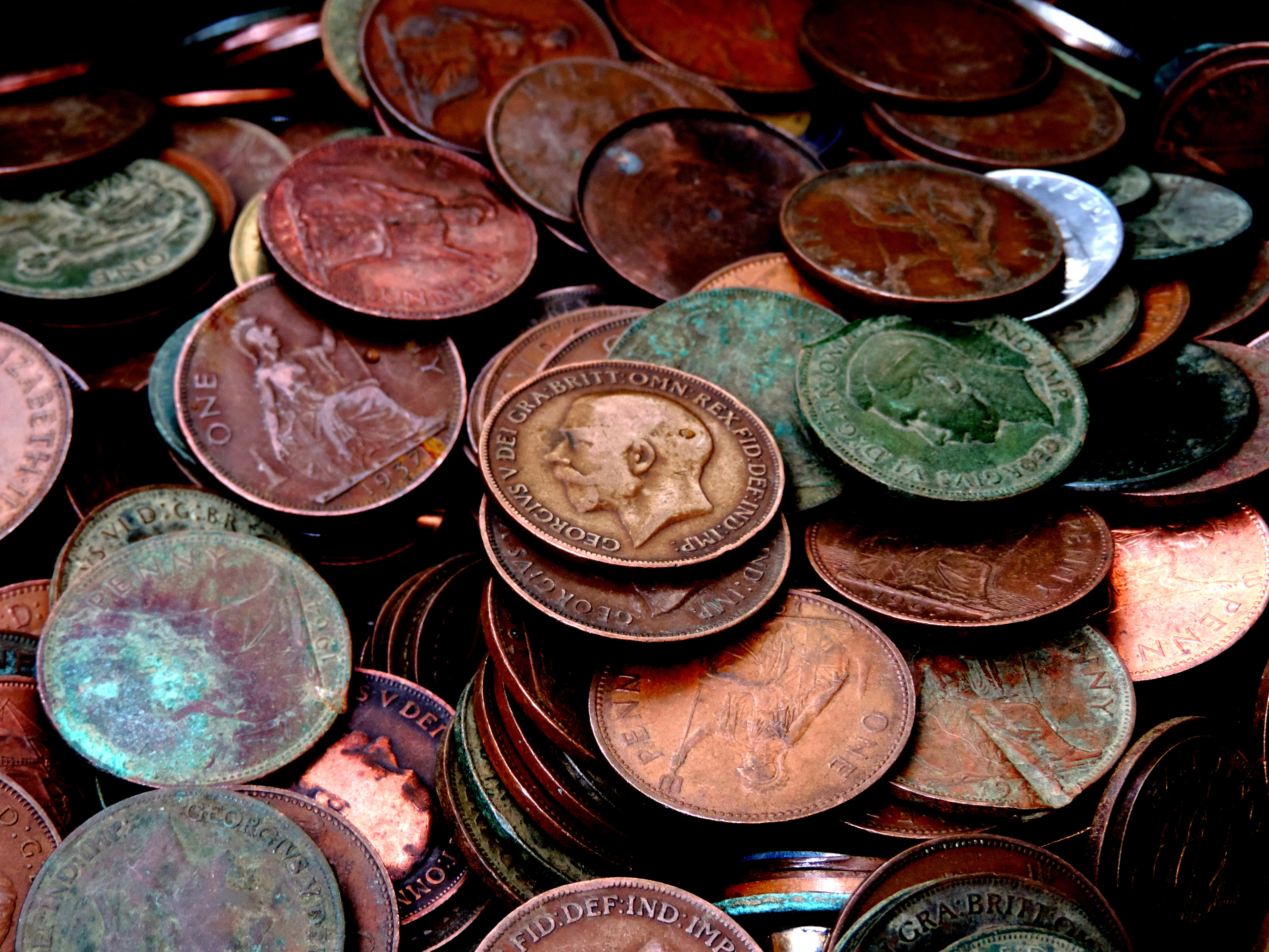 Sell Your Antique Coins