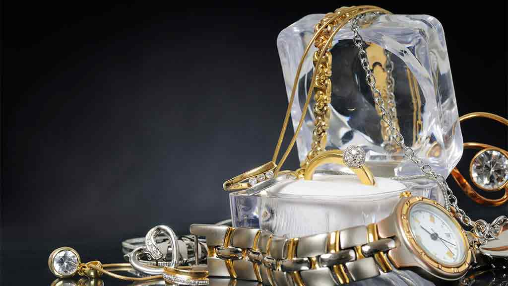 Jewellery Assets to Cash