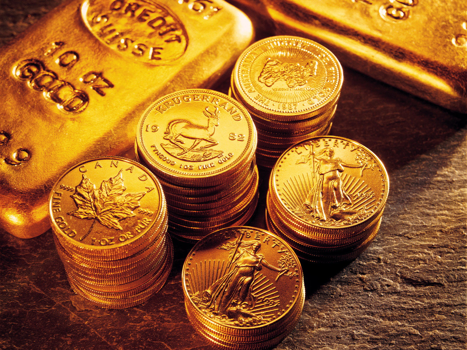 Top 7 Gold Coins to Buy